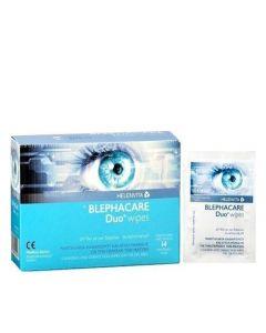 Helenvita Blephacare Duo Wipes 14