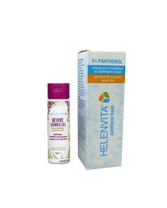 Helenvita Panthenol Balm 100ml + Revive Shower Gel 50ml