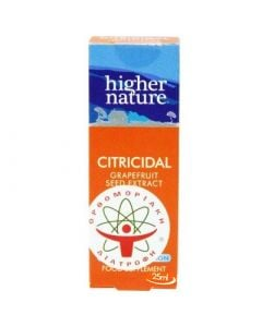 Higher Nature Citricidal 25ml