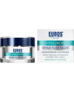 Eubos Cream Hyaluron Night Repair 50ml