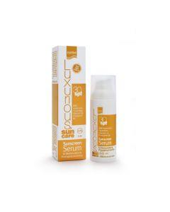 InterMed Luxurious Sun Care Sunscreen Face Serum SPF30 50ml