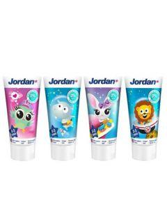 Jordan Toothpaste Kids 0-5 50ml