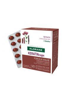 Klorane KeratineCaps 30 Caps