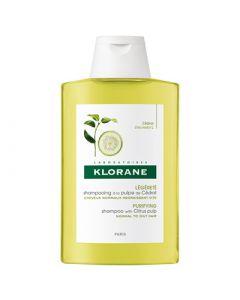 Klorane Shampooing a la Pulpe De Cedrat 400ml