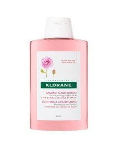 Klorane Shampooing a la Pivoine 400ml