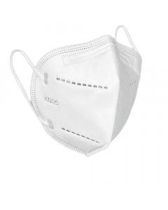 Μάσκα Προστασίας FFP2 ( KN95 ) 5ply Λευκή 1 τεμάχιο