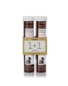 Korres Acerola & Vitamin C 2 x 18