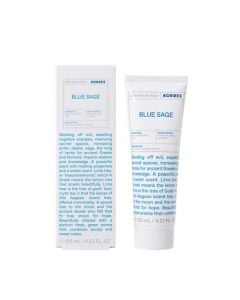 Korres Aftershave Balm Blue Sage 125ml