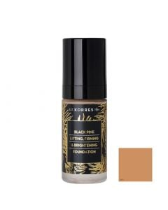 Korres Black Pine Lifting, Firming, Brightening Foundation BPF4 30ml