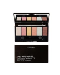 Korres Eyeshadow Palette The Candy Nudes 6gr