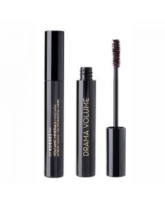 Korres Drama Volume Mascara Volcanic Minerals 11ml Plum Brown