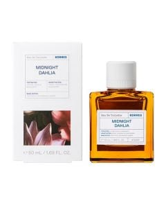 Korres Eau De Toilette Midnight Dahlia 50ml