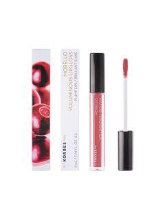 Korres Morello Voluminous Lipgloss 16 Blushed Pink 4ml