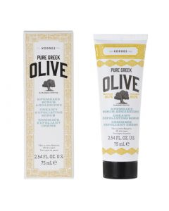 Korres Pure Greek Olive Creamy Exfoliating Scrub 75ml