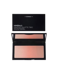 Korres Minerals Draping Palette Trio Coral