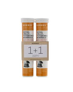 Korres Royal Jelly, Vitamins & Minerals 2 x 18