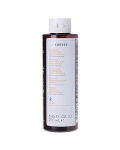 Korres Shampoo Sunflower and Tea 250ml