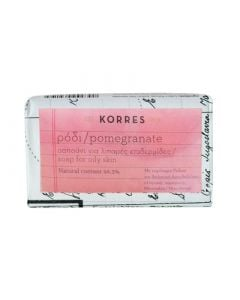 Korres Soap Pomegranate 125gr