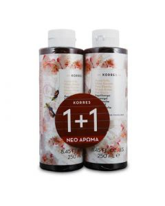 Korres Showergel White Blossom 2 x 250ml