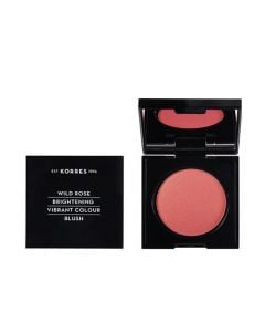 Korres Wild Rose Vibrant Colour Blush 5.5gr 12 Golden Pink