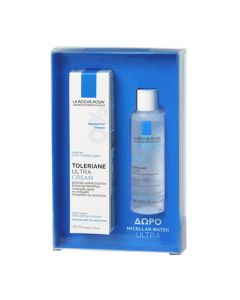 La Roche Posay Toleriane Ultra Creme 40ml + Micellar Water Ultra 50ml