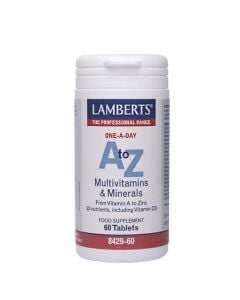 BestPharmacy.gr - Photo of Lamberts A-Z Multivitamins 60 Tabs