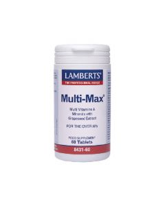 BestPharmacy.gr - Photo of Lamberts Multi Max 60 Tabs
