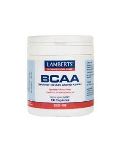 BestPharmacy.gr - Photo of Lamberts BCAA 180 Caps