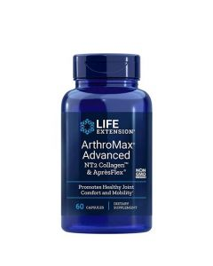 Life Extension Arthromax Advanced with NT2 Collagen & Apresflex 60 Caps