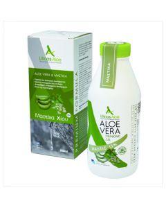 Litinas Aloe Vera Drinking Gel and Chiios Mastic 500ml