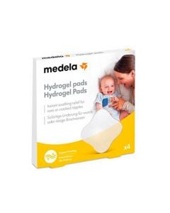 Medela Hydrogel Breast Pads for Sore Nipples 4