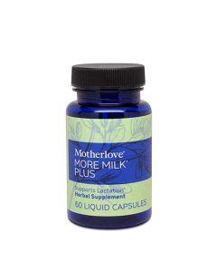 Motherlove More Milk Plus 60 Caps
