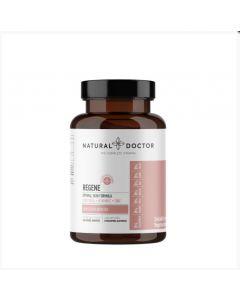 Natural Doctor Regene Optimal Skin Formula 120 Caps για τη Φυσιολογική Λειτουργία του Δέρματος