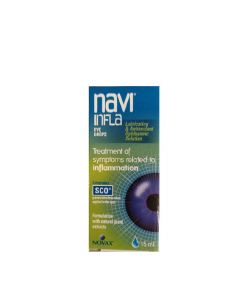 Novax Pharma Navi Infla Eye Drops 15ml
