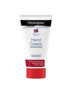 Neutrogena Hand Cream Unsented 75ml