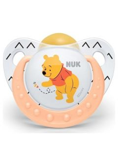 Nuk Trendline Disney Winnie Pacifier Orange