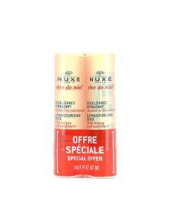 Nuxe Reve de Miel Stick Levres Lip Moisturizing Stick 2 x 4gr