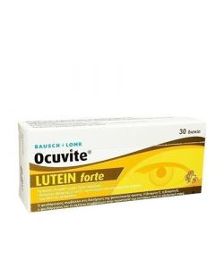 Bausch And Lomb Ocuvite 30 Tabs