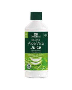 Optima Aloe Vera Juice Maximum Strength 1lt