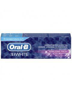 Oral-B 3D White Vitalize 75ml