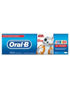 Oral-B Junior Star Wars Toothpaste 6+ 75ml