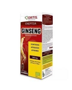 Ortis Panax Ginseng Bio 250ml