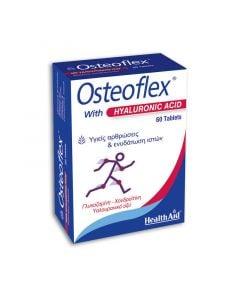 Health Aid Osteoflex with Hyaluronic Acid 30 Tabs Αρθρώσεις