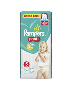 Pampers Pants Junior No5 (12 - 18kg) 48