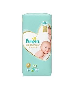Pampers Premium Care New Baby Midi No2 (4 - 8kg) 46