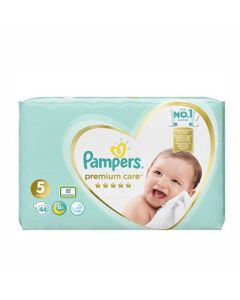 Pampers Premium Care Junior No5 (11 - 16kg) 44