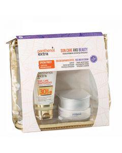 Panthenol Extra Sun Care Diaphanous SPF30 50ml + Face & Eye Cream 50ml