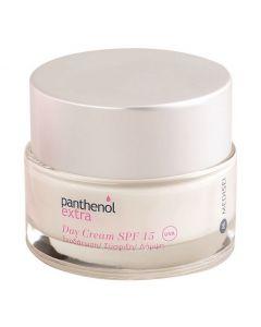 Panthenol Extra Day Cream SPF15 50ml Ενυδατική Κρέμα Ημέρας με Υαλουρονικό Οξύ