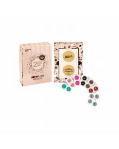 Medisei Panthenol Extra 2 Weeks Beauty Diary 12 Μάσκες Ομορφιάς & 2 Scrubs