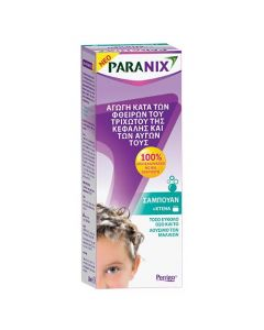 Paranix Shampoo + Comb 200ml